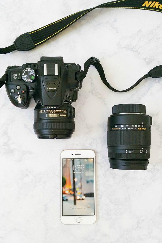 Best Cameras for Blogging / Affordable dSLR Cameras
