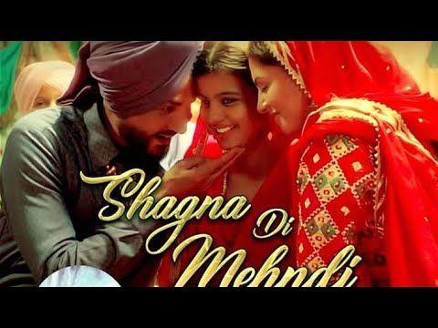 Shagna Di Mehndi Nankana Gurdas Maan Sunidhi Chauhan Mrpunjab Com Track Shagna Di Mehndi Nankana Singer G Movie Posters Christmas Sweaters Website