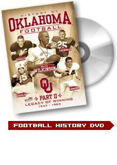 It's not just a team... it's a brotherhood for life! Go Sooners!!!