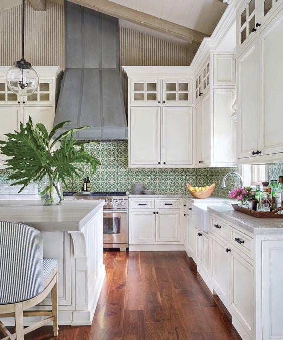 11 Fresh Kitchen Backsplash Ideas For, Recycled Kitchen Cabinets Florida