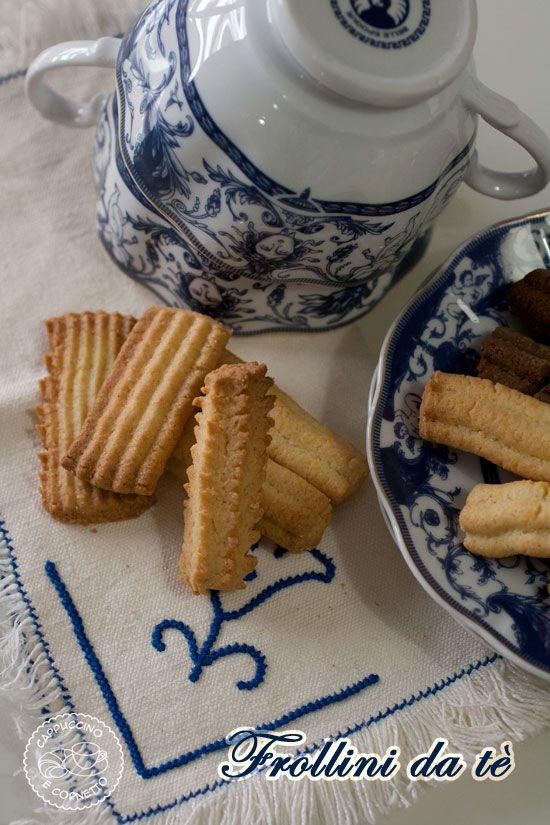 Siamo a lunedi, ormai pomeriggio ed io vi scrivo una super ricettina, semplicissima ma adatta al vostro tè delle 5! Potete preparali al volo ma vi avviso…finiranno ancor prima di quanto potet…