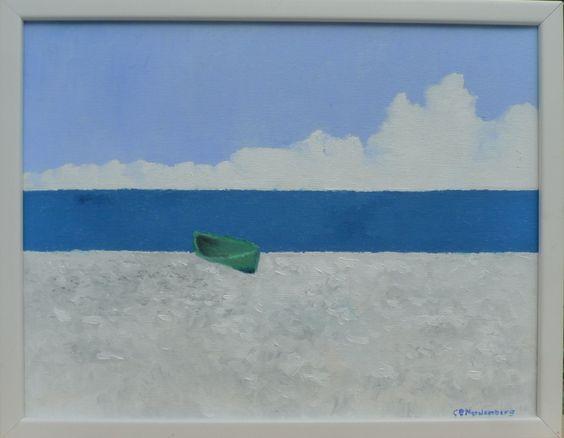 in Antiquitäten & Kunst, Malerei, Gemälde 1950-1999