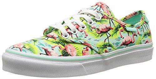 Vans Camden Deluxe, Damen Sneakers, Mehrfarbig (flamingo/mint), 42.5 EU - http://on-line-kaufen.de/vans/42-5-eu-vans-camden-deluxe-damen-sneaker-2