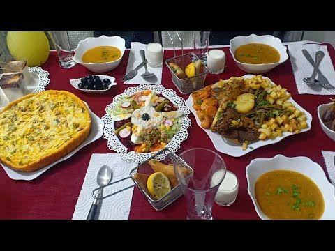 فطور سادس يوم رمضان سلكت روحي بكيش عائلي اقتصادي وطبق تشهاه زوجي لوبيا ماشطو سوتي Youtube Food Breakfast Menu