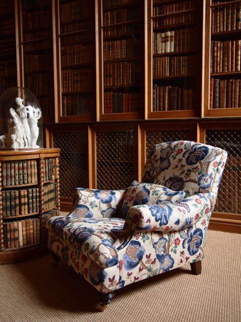 Vale of Belvoir armchair