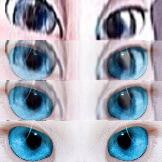 Angela Talking Cat Eyes