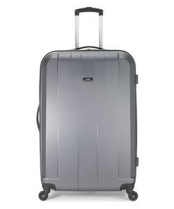 Antler Quadrant Large 4 Wheel Suitcase - Charcoal. | -- Suitcases ...