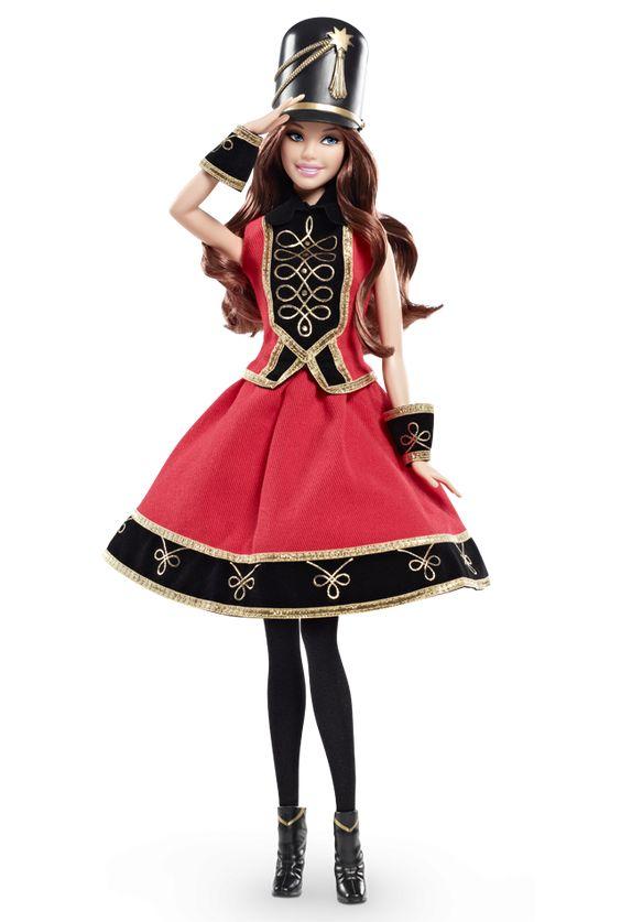 Festivais do Mundo: Barbie Dia de São Jorge (Inglaterra):