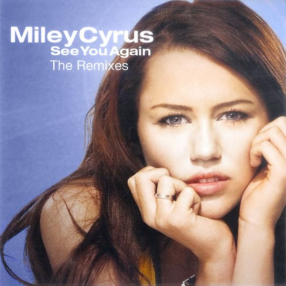 Miley Cyrus – See You Again (single cover art)