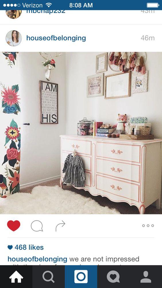 Future girl's room