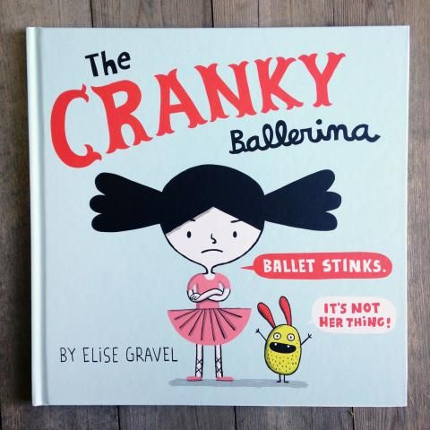 The cranky ballerina