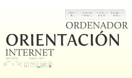 Mapa de herramientas TIC para orientadores (curso 2011)