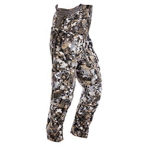 Sitka Gear Fanatic Bib Hunting Clothes Sitka Gear Mens Clothing Styles