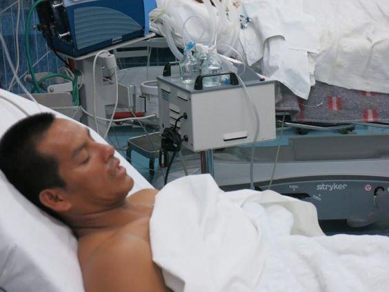 AREQUIPA. Soldado de la FAP sufre accidente en práctica de paracaidismo en Vítor http://hbanoticias.com/7447