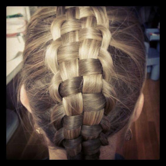 zipper braid braids and braid tutorials on pinterest