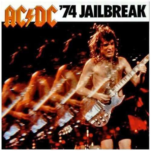 AC/DC - '74 Jailbreak on Vinyl LP (Awaiting Repress)