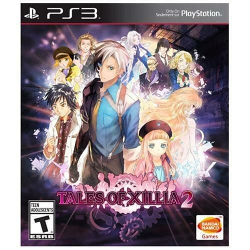 Tales Of Xillia 2 Playstation 3 Ps4 Gaming Video Tales Of Xillia Tales Party Characters