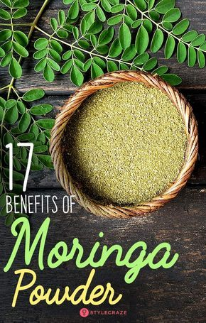 17 Best Benefits and Uses Of Moringa Powder