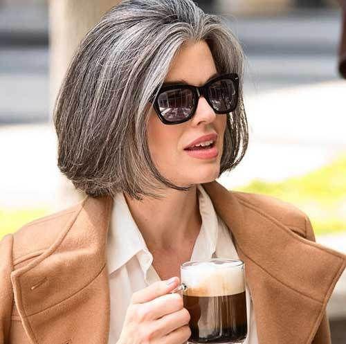 Short Haircuts For Older Women 2018 2019 Haircut For Older Women
