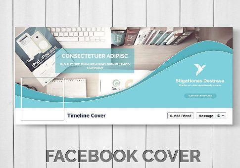 29 Facebook Cover Templates Free Psd Vector Eps Png Downloads Facebook Cover Template Cover Template Facebook Cover