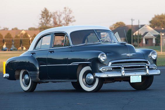 1951 chevrolet styleline deluxe four door sedan cars for 1951 chevrolet styleline deluxe 4 door sedan