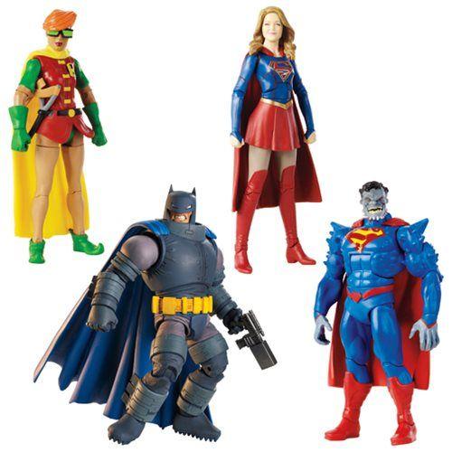 """6/"""" DC COMICS TERRA 2 52 Wonder Woman Action Figure-Regalo di Natale Giocattolo Nuova"""