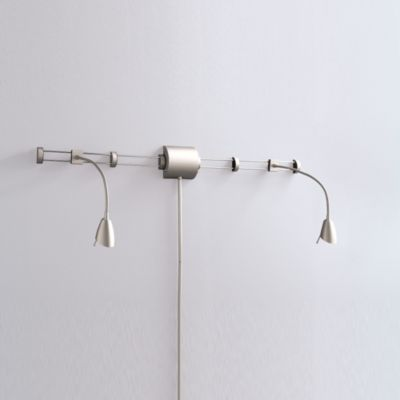Wall Lamps Sears : Wall Mount Over-bed Reading Light - Sears Sears Canada Sears Wishlist Pinterest Canada ...