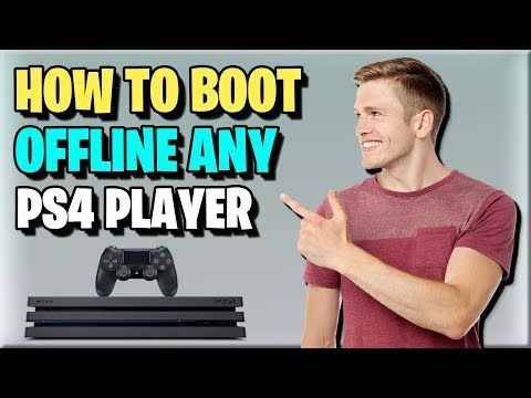 How To Boot Someone Offline Ps4 How To Take Any Playstation Player Offline 2020 Youtube Youtube Offline Memes