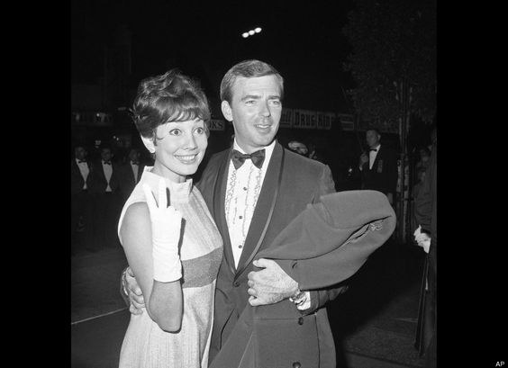 Ken Berry and Jackie Joseph