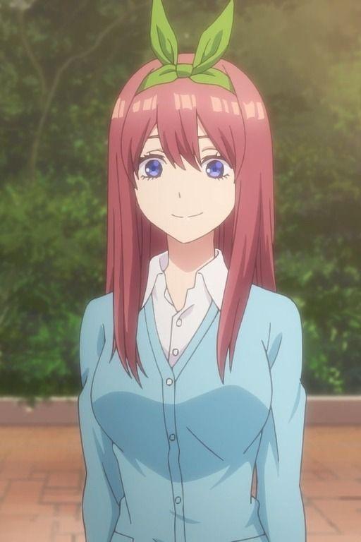 Does Gotoubun No Hanayome Offers More Than Fanservice Personajes De Anime Personajes Anime