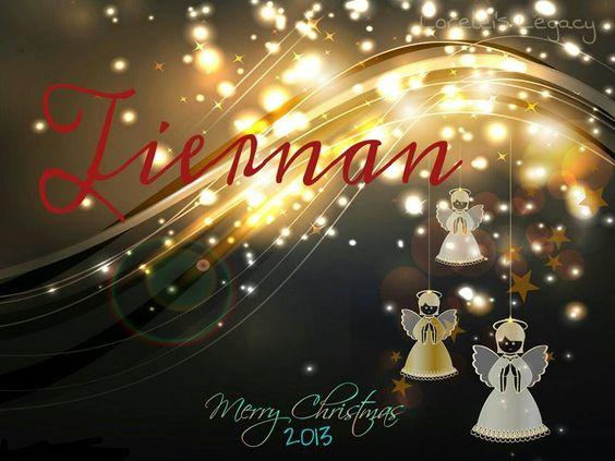 Happy Christmas Heavenly Child!