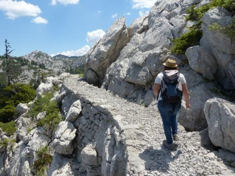 Kroatien: Wanderträume im Velebit-Gebirge - SPIEGEL ONLINE - Nachrichten - Reise