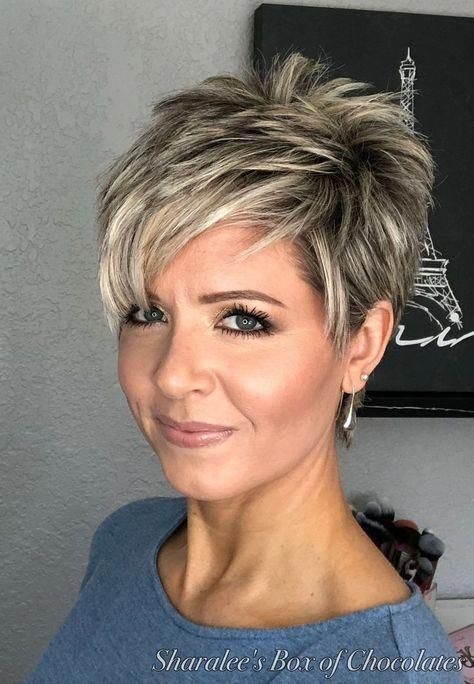 Sassy Hairstyles 2018 13 Short Hair With Layers Short Sassy Haircuts Short Hair Styles