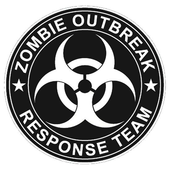 Team logo, Zombies and Logos on Pinterest