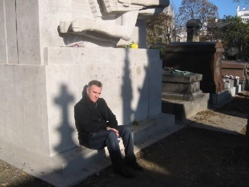 Image result for MORRISSEY TOMB