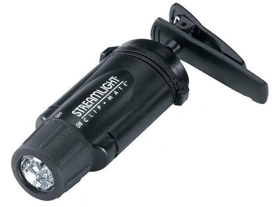 Streamlight 61101 ClipMate Ultra Bright Headlamp with Three White LEDs, Black *** Learn more by visiting the image link.