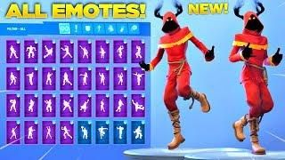 New Cloaked Shadow Skin Showcase With All Fortnite Dances New