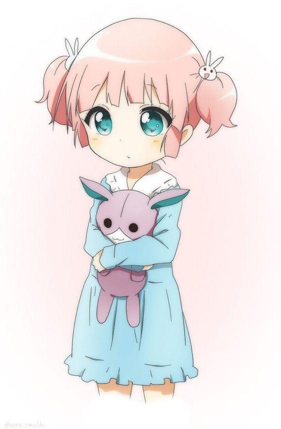 The Little Sister Type Chibi Anime Kawaii Cute Anime Chibi Anime