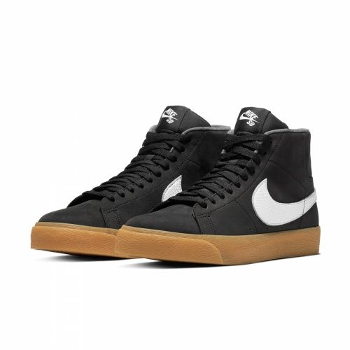 Nike SB Blazer Mid ISO Black (Orange Label) in 2019 | Nike