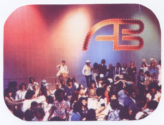 American Bandstand on Saturday mornings. :)