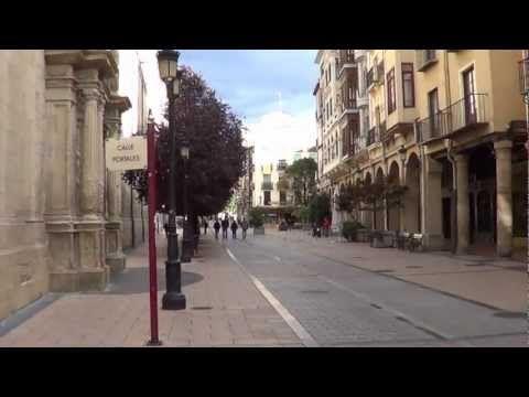 Calle Portales. Casco antiguo.