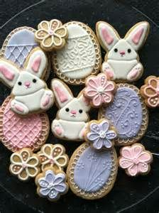 royal icing easter cookies - Yahoo Image Search Results