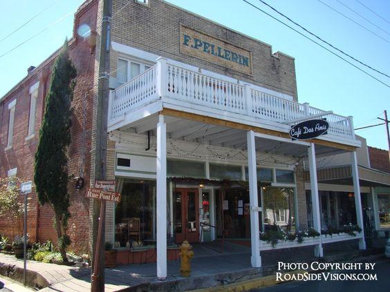 breaux bridge la images   Cafe des Amis, downtown Breaux Bridge Louisiana ... highly recommended ...