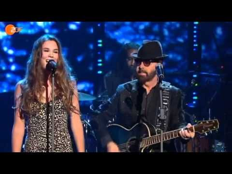 Joss Stone & Dave Stewart - Here Comes The Rain Again (Live at Wetten Dass..?, October 8th, 2011)