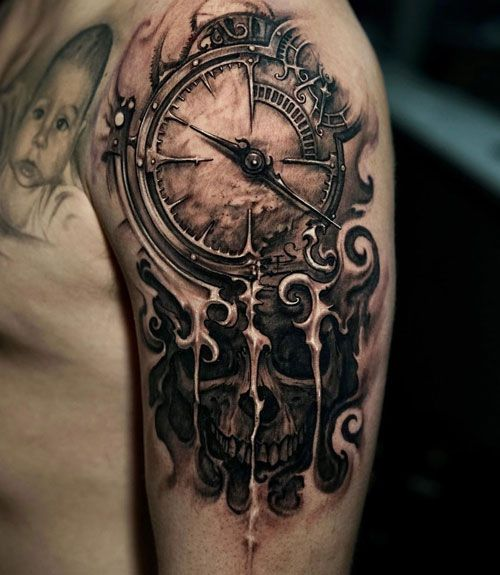 101 Cool Tattoos For Men Best Tattoo Ideas Designs For Guys 2020 Tattoos For Guys Watch Tattoos Cool Tattoos For Guys