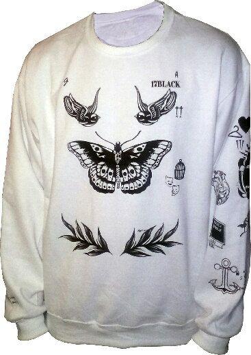 One Direction Harry Styles Sweater Custom Made by FonzFashionz