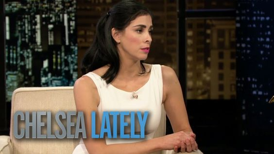 I adore Sarah Silverman...talking about why she doesn't like magicians. (nsfw)