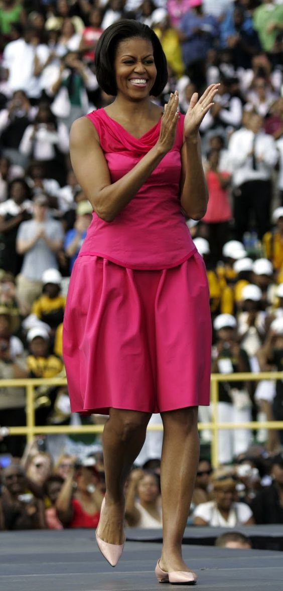 Let's Talk Fashion: Star Look of the Week- Michelle Obama