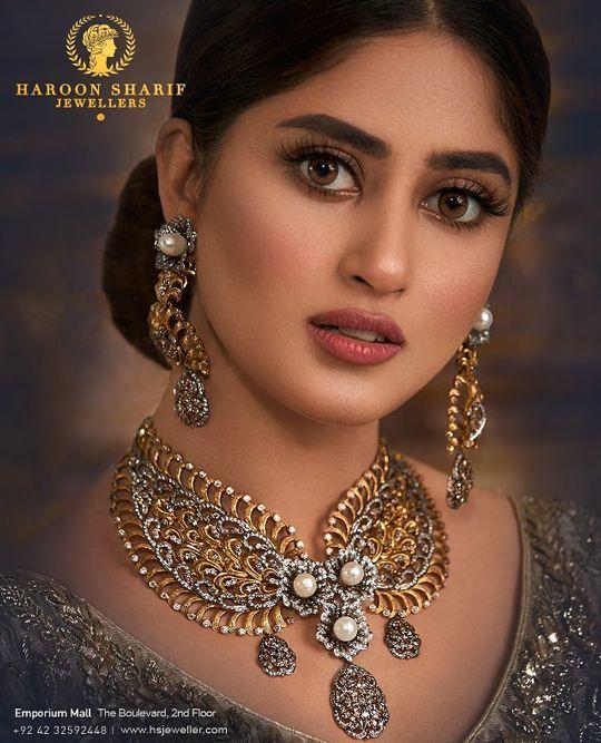 Bridal Wear Jewelry Gold Jewelry Pakistan Traditional Jewelry