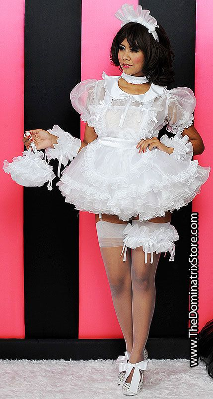 Queenie Prissy Sissy Dress Sissy And Adult Baby Girl